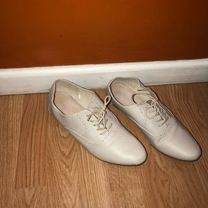 Old Navy Cream Shoe